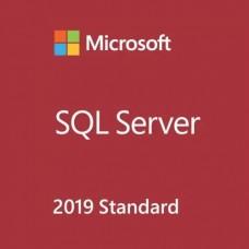 Microsoft SQL Server Standard Edition, License, 1 server, Open License 2019