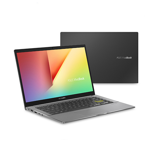 Asus VivoBook S14 S433EA Intel Core i5 1135G7 14 Inch FHD LED Display Win 10 Indie Black Laptop